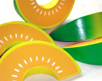 Melon, Wooden Play Food