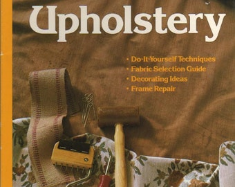 Furniture Upholstery by Sunset Editors
