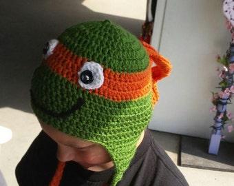 Teenage Mutant Ninja Turtles hat