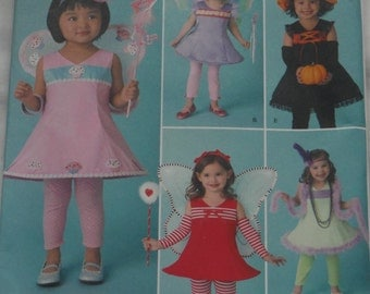 SIMPLICITY TODDLERS PATTERN #2073
