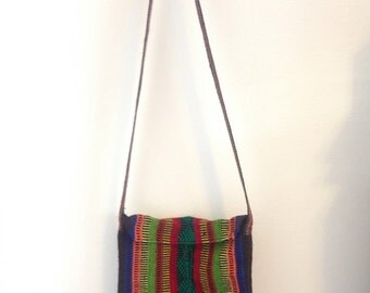Multicolored Purse