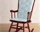 Heavenly Soft Adult Rocking Chair Cushion
