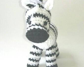 Handmade Zebra