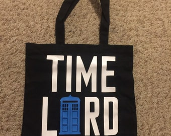 Time Lord Tote
