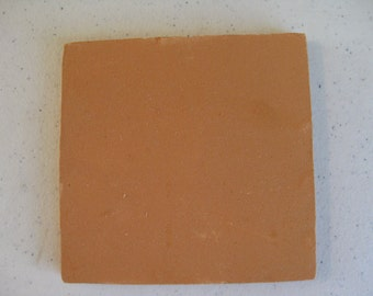 50-Unfinished Bisque Tile Talavera Terracotta For Projects (Shipping Included)