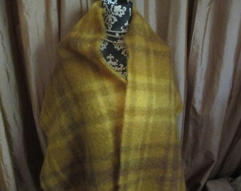 Scottish Mohair Wrap