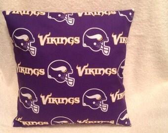 Minnesota Vikings Pillow