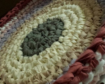 Pet Bed Crocheted