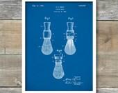 Shaving Brush Patent, Shaving Brush Poster, Shaving Brush Art, Shaving Brush Decor, Bathroom Poster, Barbershop Art, Shaving Blueprint, P186