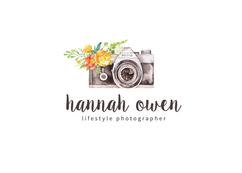 Как сделать красивый логотип для фото