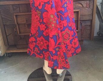 Vintage Fishtail Skirt