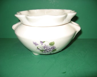 4 inch African violet pot side watering ...made in USA..awesome..