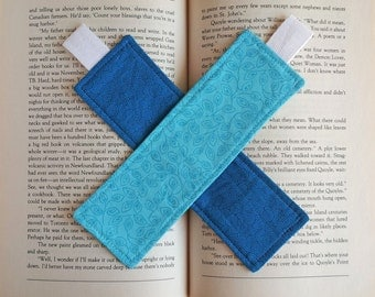 Fabric Bookmarks - Set of 2
