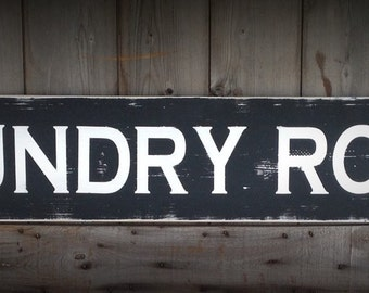 laundry, rustic wood sign, wood sign, laundry room decor, laundry decor, laundry room, farmhouse sign, rustic sign, rustic wood sign, 55X10