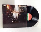 ABBA vintage vinyl record Super Trouper LP album || 70's 80's Pop Disco