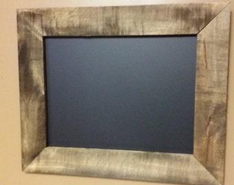 Rustic s chalkboard, 17 x 14 Chalkboard frame, reclaimed wood chalkboard, wedding  chalkboard sign, Blackboard, menu board, Wedding Board
