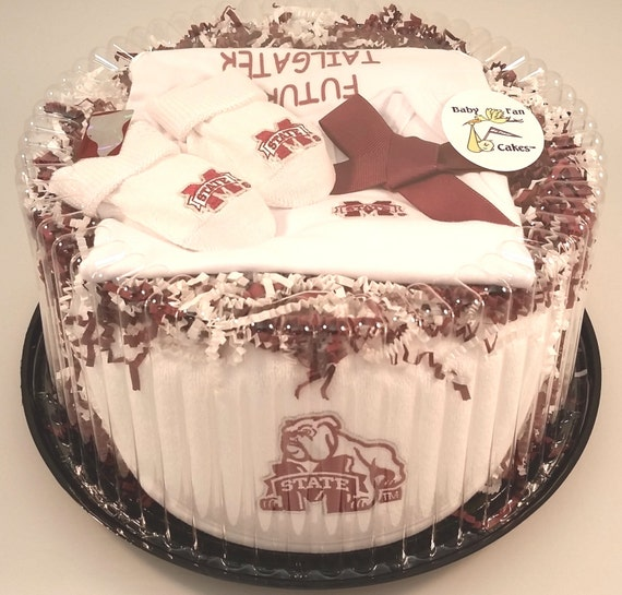 Mississippi State Bulldogs Baby Clothing Gift by