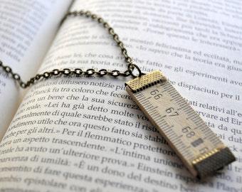 Meter necklace
