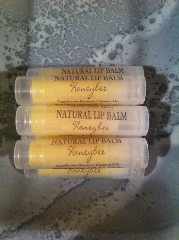 Lip Balm, Heals, Hydrates, Naturally, Our #1 Top Seller