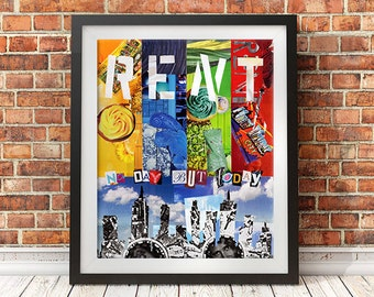 "Shop ""rent musical"" in Art & Collectibles"