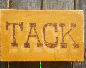 Horse decor, Horse stall sign, tack room sign,  cowboy decor, rustic horse sign, barn sign, ranch sign, stable sign