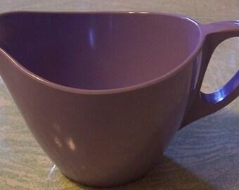 Lavender Royalon melmac creamer