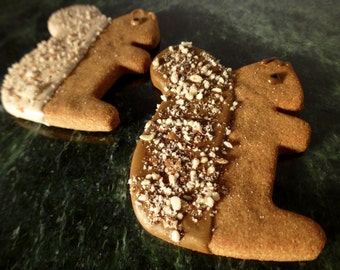 Gourmet Dog Treats: Homemade Nutty Squirrel Dog Cookie