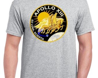 Apollo 13 T-Shirt - NASA Lunar Mission - 0513