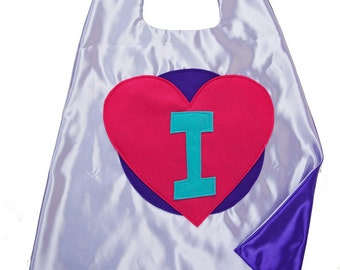 Superhero Cape for GIRLS - Girl Superhero Costume - Kid Costume - Girl Costume - Girl Birthday Gift - Free Mask - Fast Ship