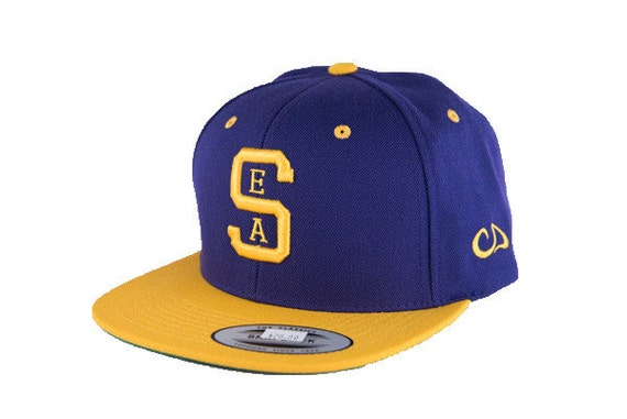 seattle hat huskies washington baseball cap with sea