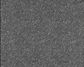 45'' Maywood Studios Gray Tweed Woolies Flannel MASF 18507-K by the Yard