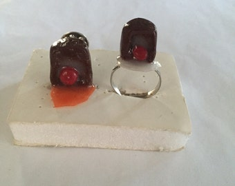 Cherry Cordial Candy Jewelry!