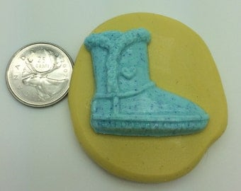 Boot Shoe Silicone Mold