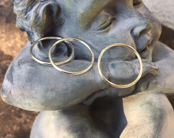 Stacking Ring Dainty Silver Ring
