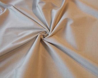 Yarn Dyed Oxford Shirting fabric by the yard - Oatmeal // Oatmeal Shirting // Cream Shirting