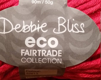 Debbie Bliss Eco Cotton Fair Trade yarn