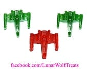 3 Gummy X-Wings
