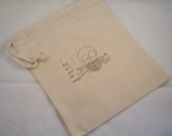 Yarn Wip Bag
