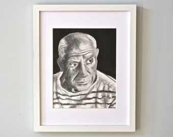 Pablo Picasso 8x10 giclee print