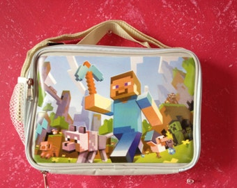 Super Cool minecraft Lunch Box Minions