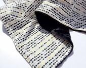 New Nightfall Metallic Minky Baby Blanket