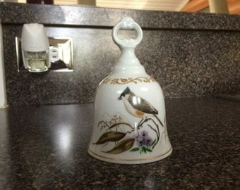 Titmouse Bell from the Song Birds of America Collection