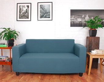 Ikea klippan sofa covers in many different colours easy to for Canape klippan ikea