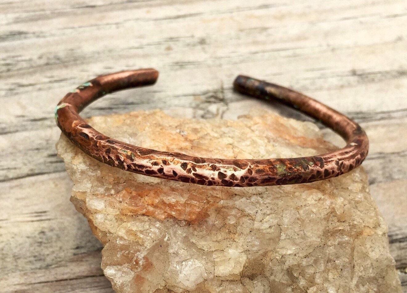 men 39 s bracelet men 39 s copper bracelet rusitc. Black Bedroom Furniture Sets. Home Design Ideas