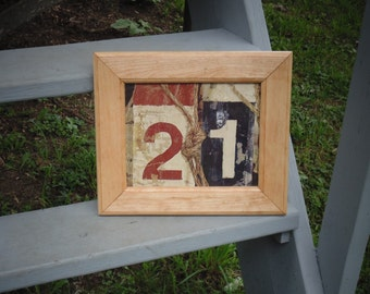 Birch Picture Frame Art Frame