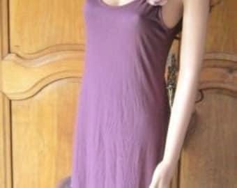 Dress woman bohemian lace, Cardamom
