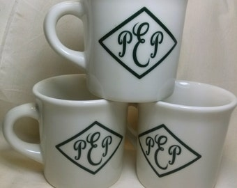 Limited Edition PEP Clothing 9oz Diner Mug