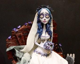 Emily, the corpse bride (corpse bride)