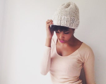The Esther hat [oatmeal]
