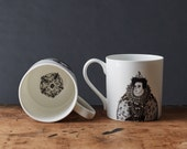 Elizabeth I Bone China Mug